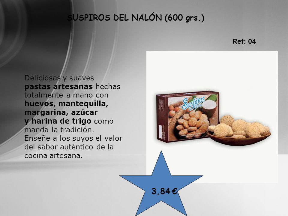 SUSPIROS DEL NALÓN (600 grs.)