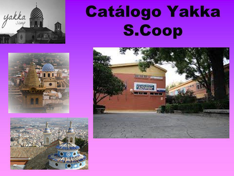 Catálogo Yakka S.Coop