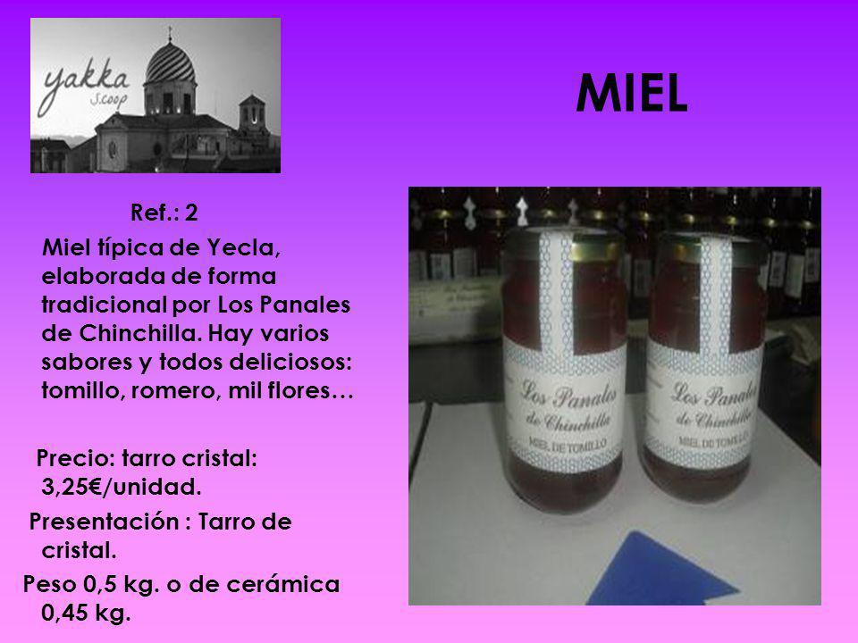MIEL Ref.: 2.