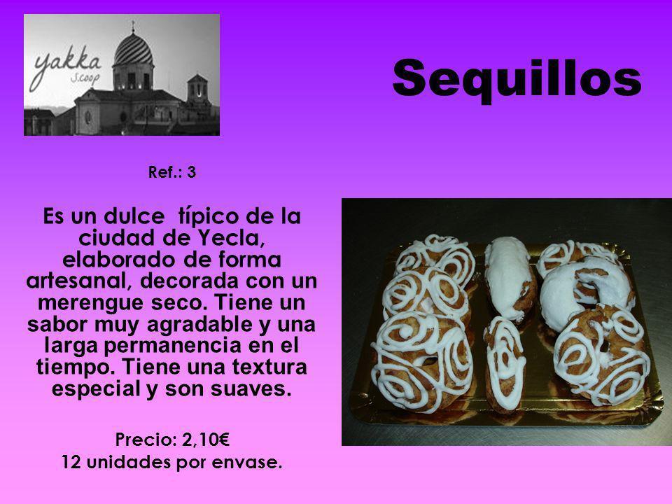 Sequillos Ref.: 3.
