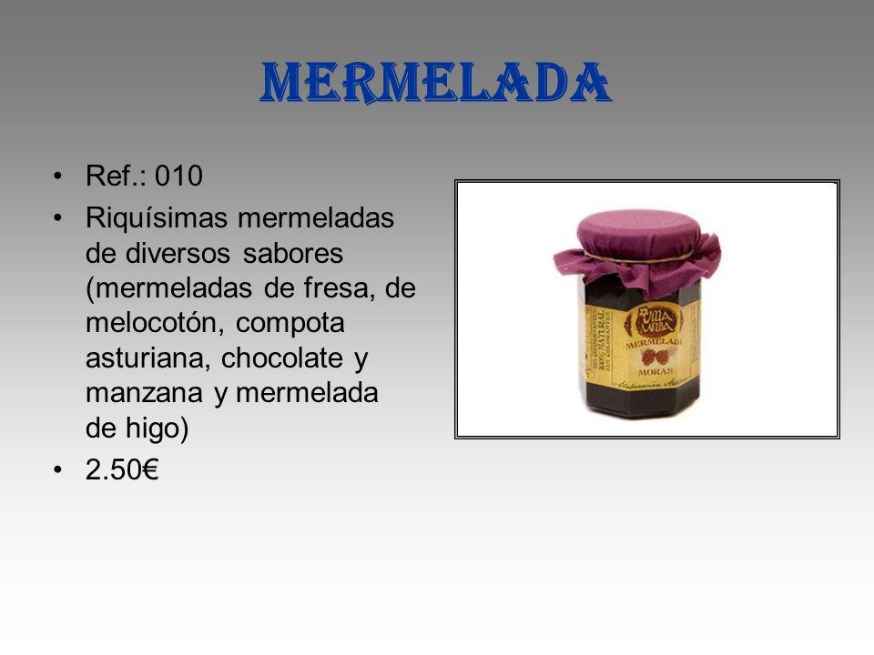 Mermelada Ref.: 010.
