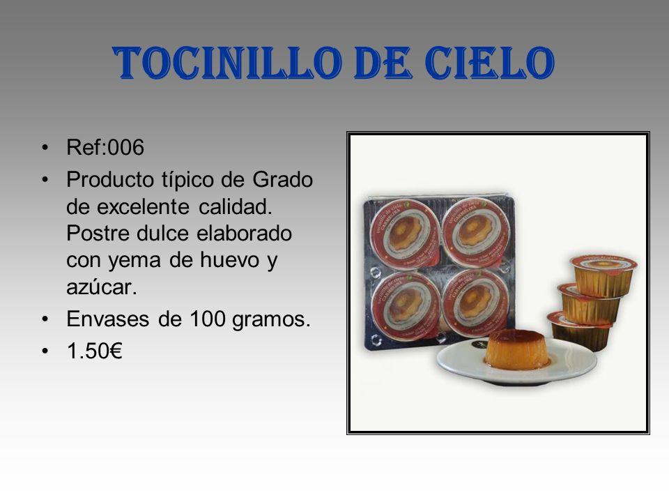 TOCINILLO DE CIELO Ref:006
