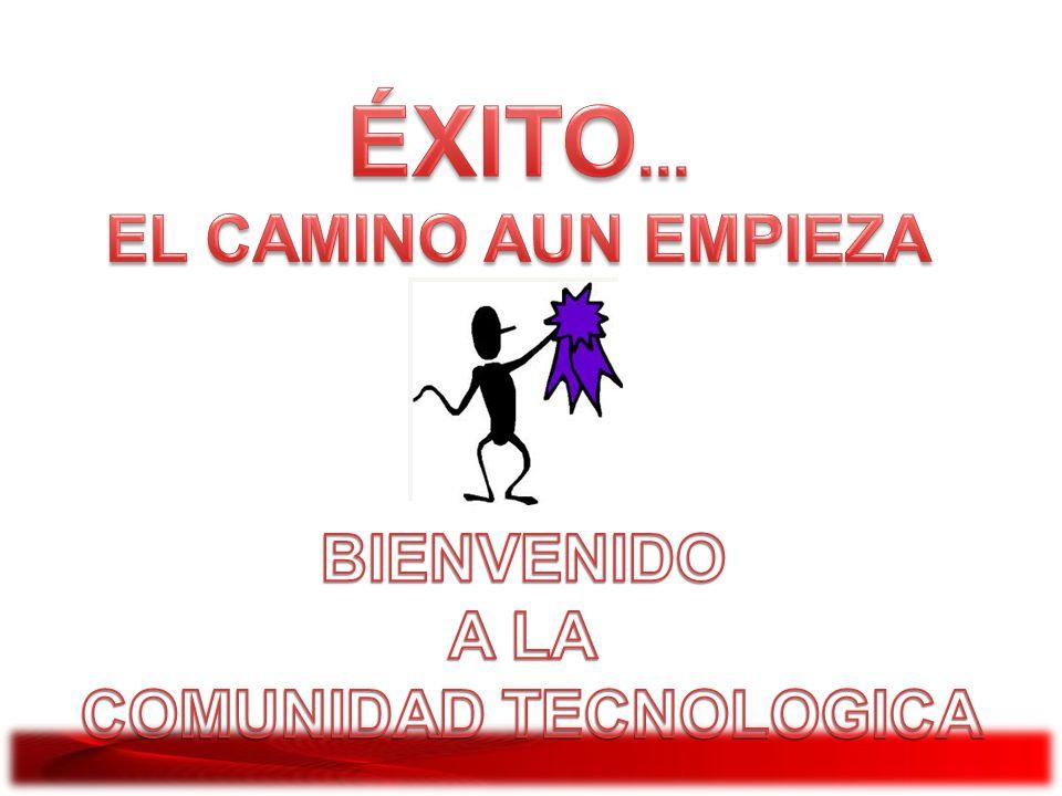 COMUNIDAD TECNOLOGICA