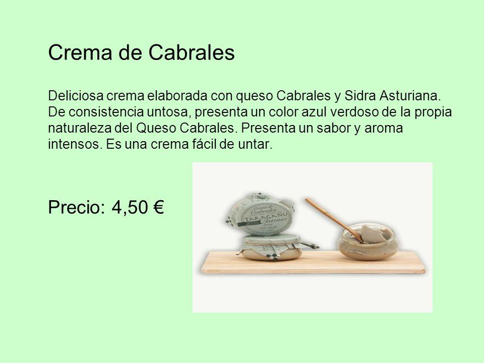 Crema de Cabrales