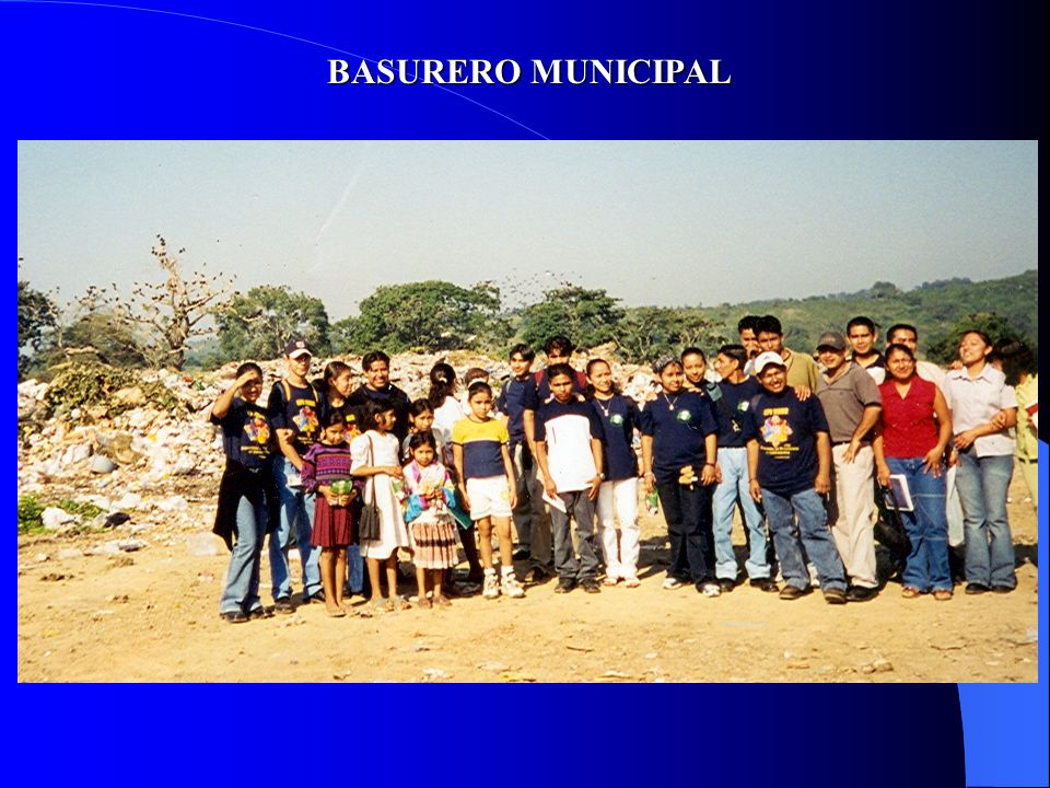 BASURERO MUNICIPAL
