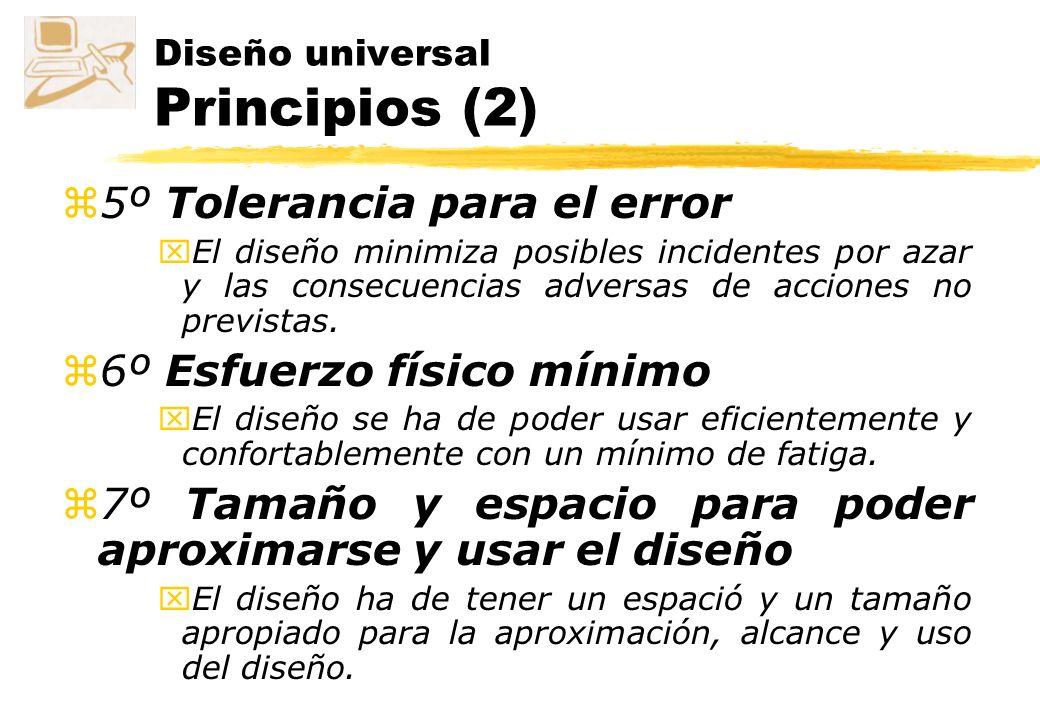 Diseño universal Principios (2)