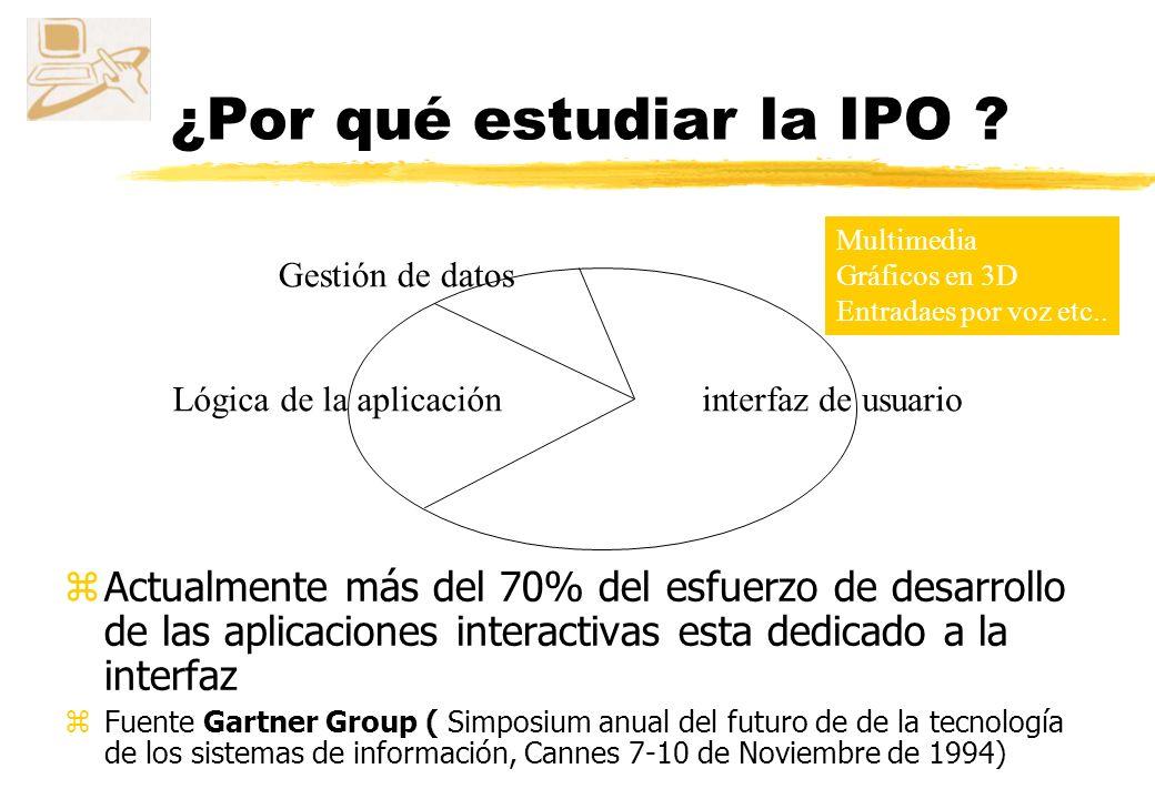 ¿Por qué estudiar la IPO