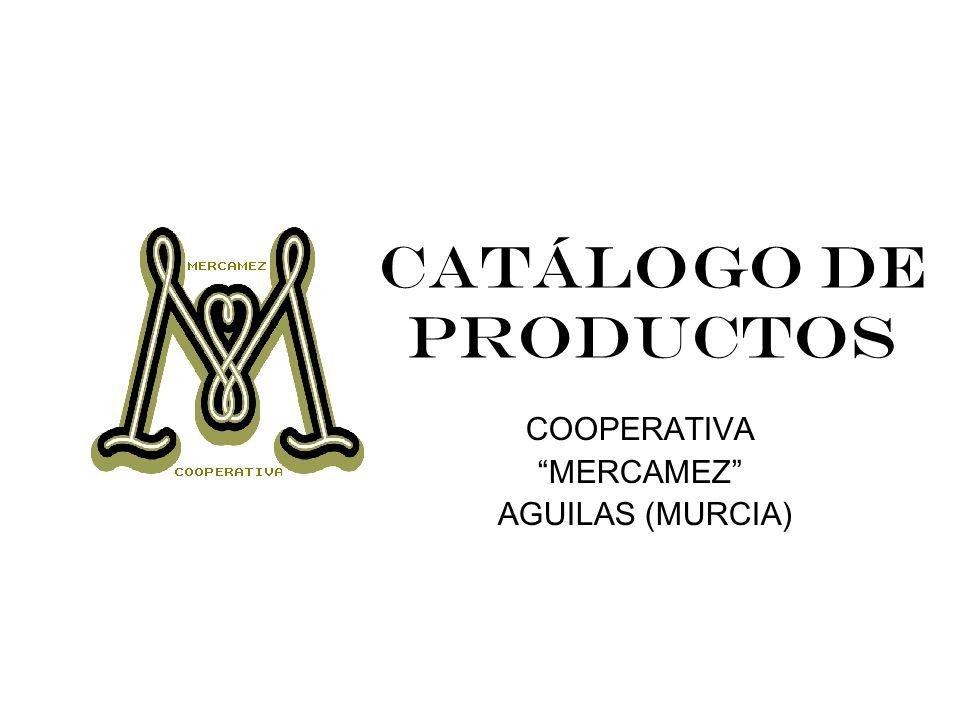 COOPERATIVA MERCAMEZ AGUILAS (MURCIA)