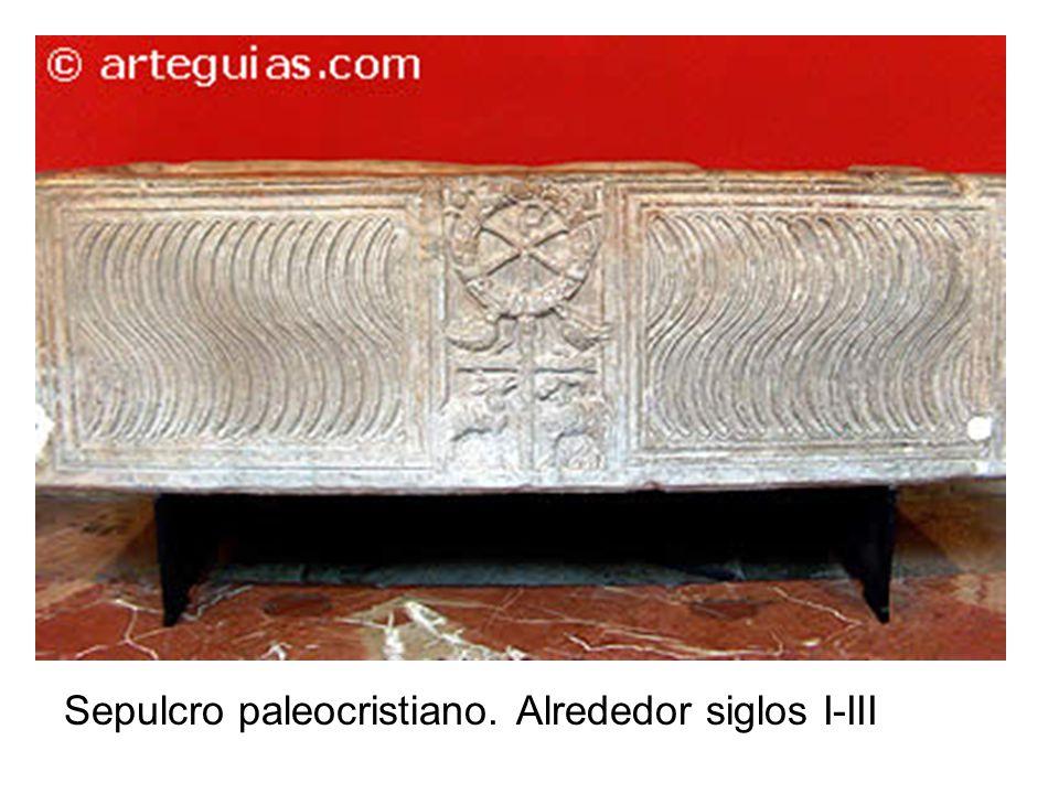 Sepulcro paleocristiano. Alrededor siglos I-III