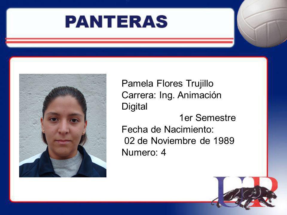Pamela Flores Trujillo