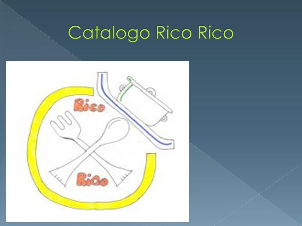 Catalogo Rico Rico