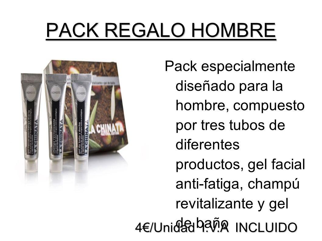 PACK REGALO HOMBRE