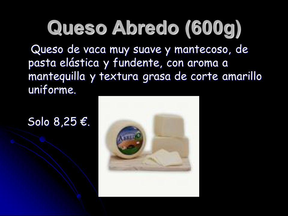 Queso Abredo (600g)