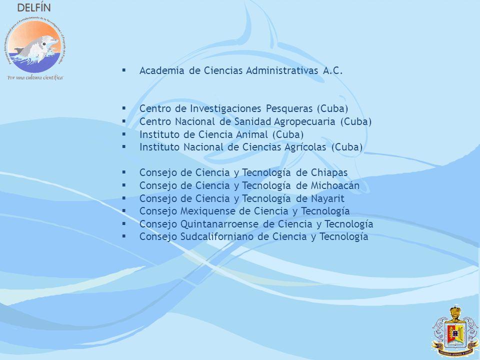 Academia de Ciencias Administrativas A.C.