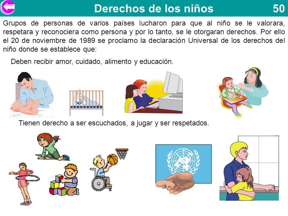 Derechos de los niños 50