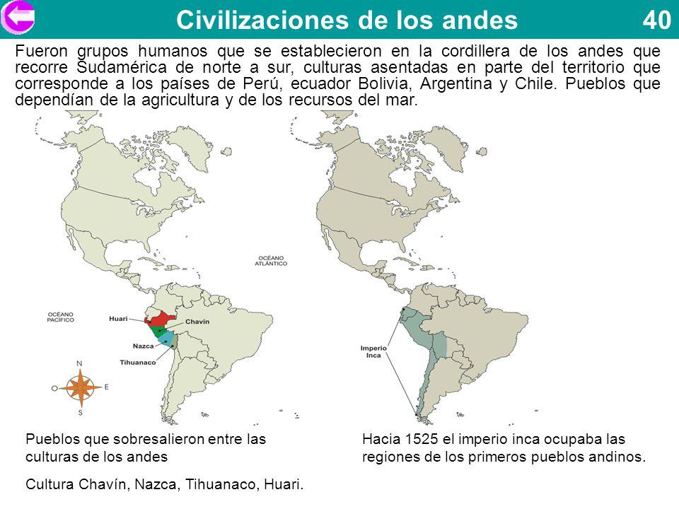 Civilizaciones de los andes 40