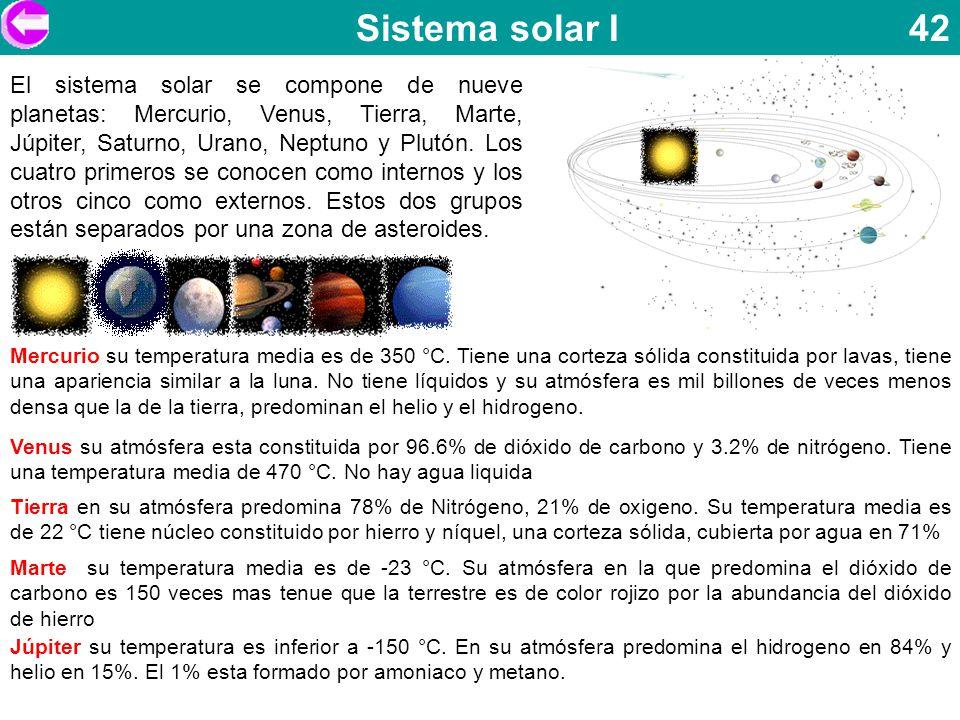 Sistema solar I 42