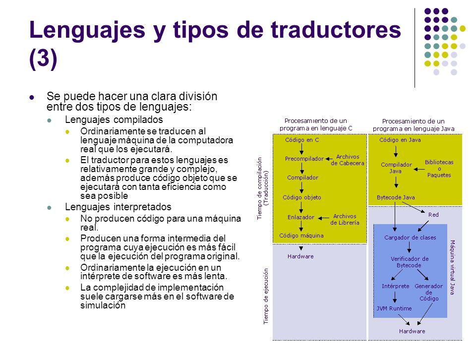 Lenguajes y tipos de traductores (3)