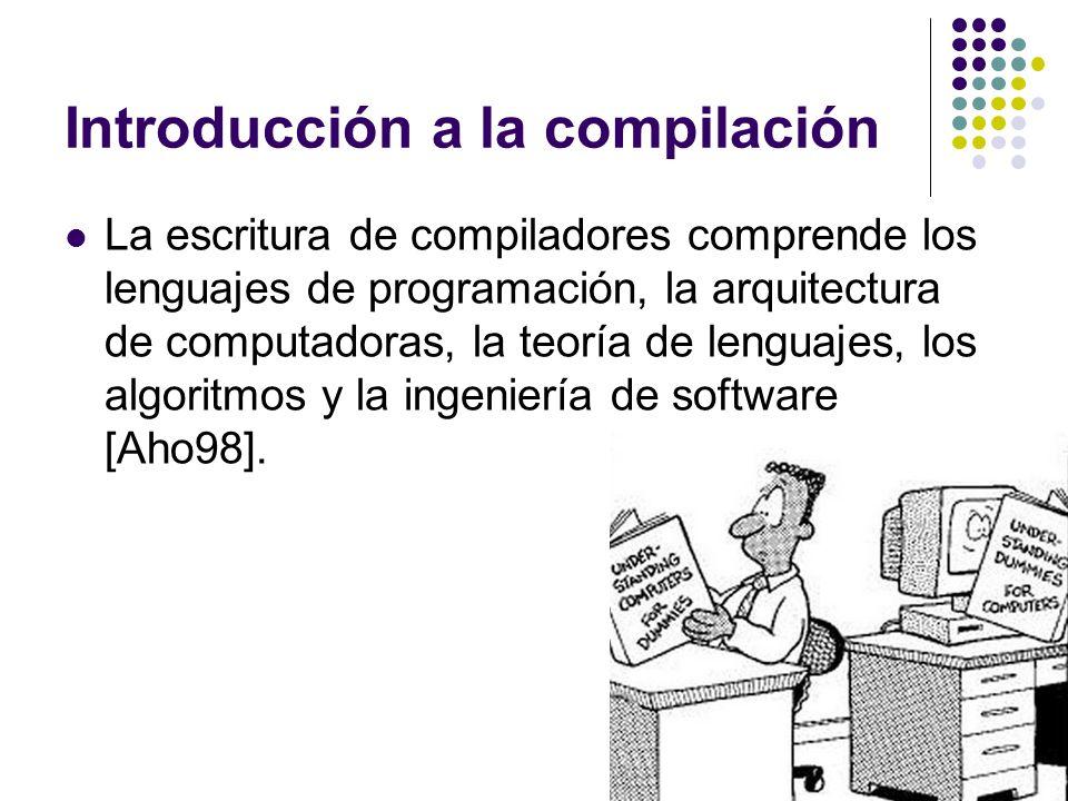 Introducción a la compilación
