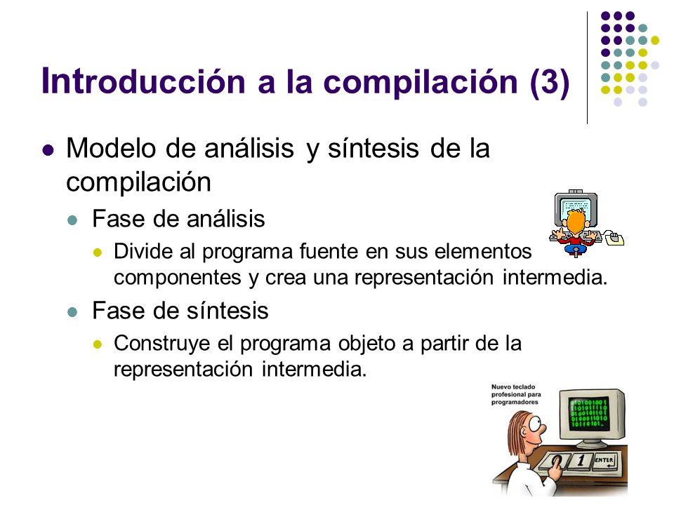 Introducción a la compilación (3)