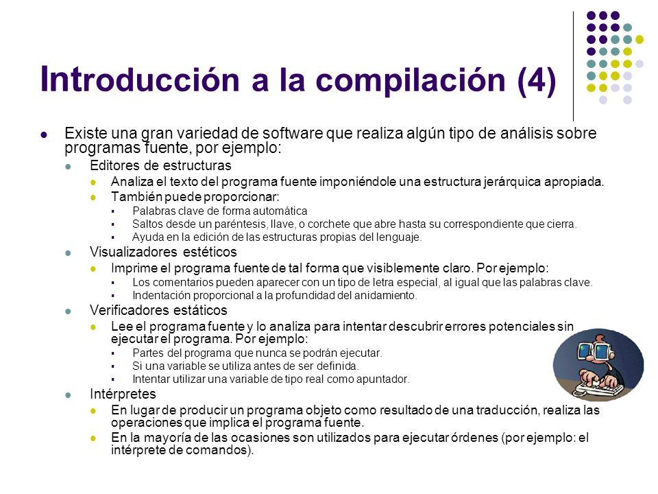 Introducción a la compilación (4)