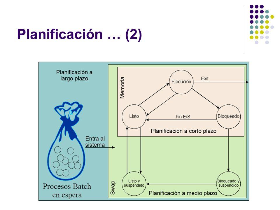 Planificación … (2)