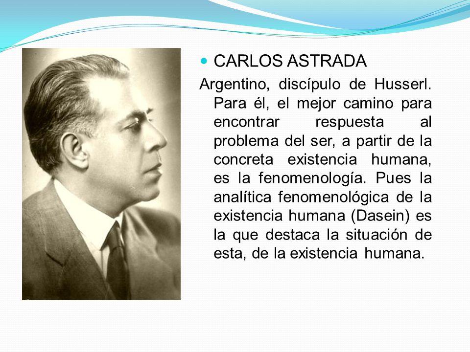 CARLOS ASTRADA