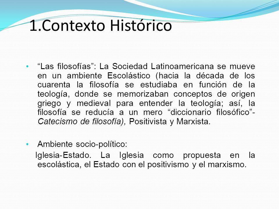 1.Contexto Histórico