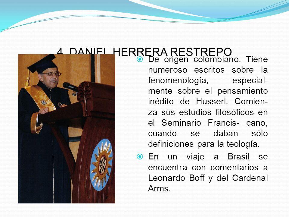 4. DANIEL HERRERA RESTREPO