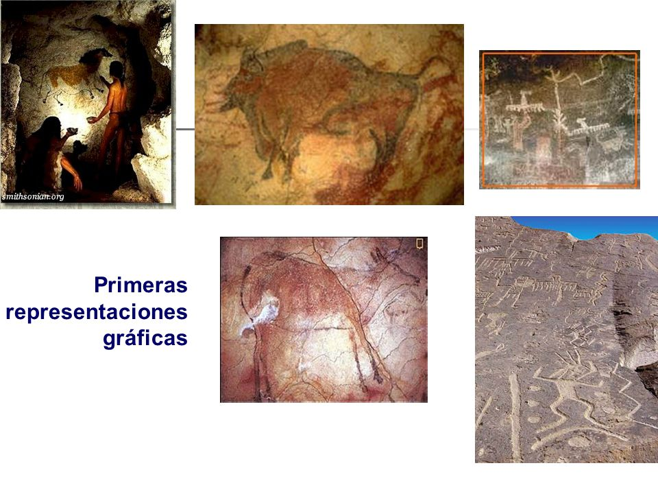 Primeras representaciones gráficas