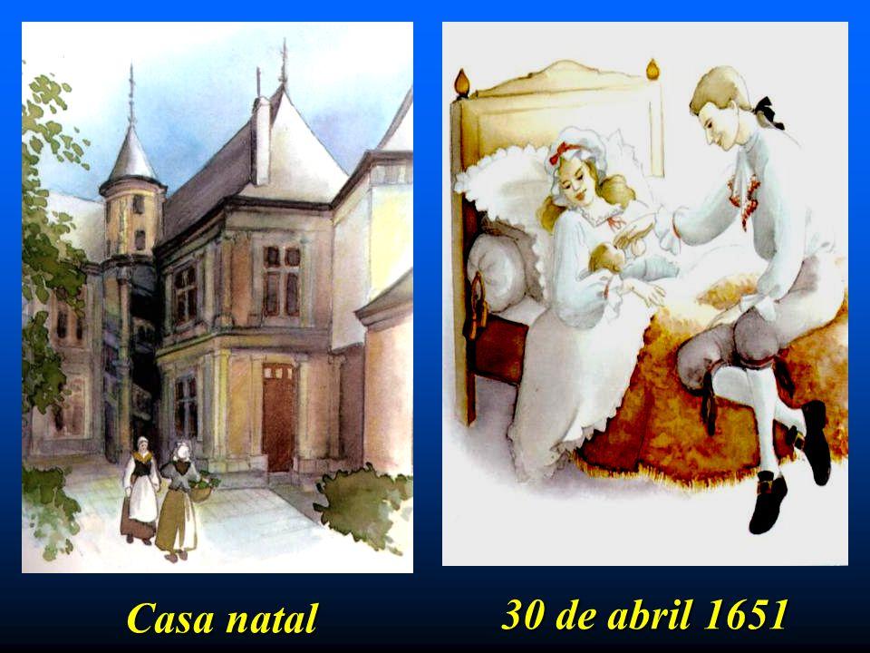 1.3 Casa natal 30 de abril 1651