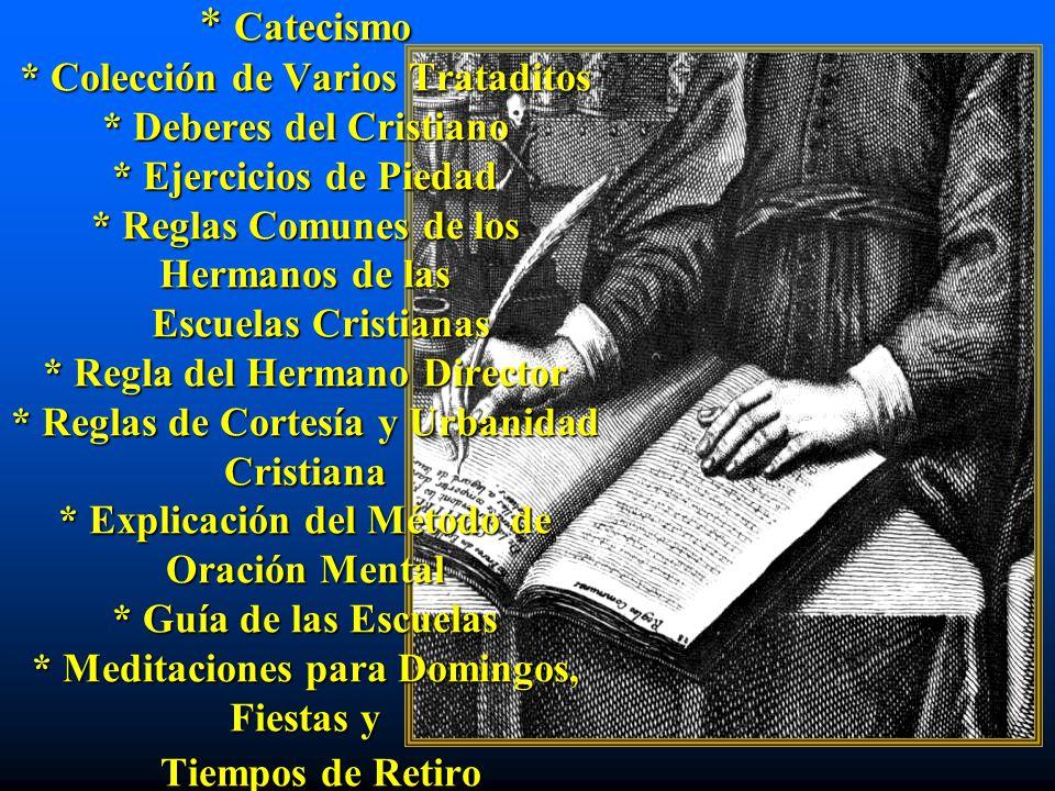 Catecismo. Colección de Varios Trataditos. Deberes del Cristiano