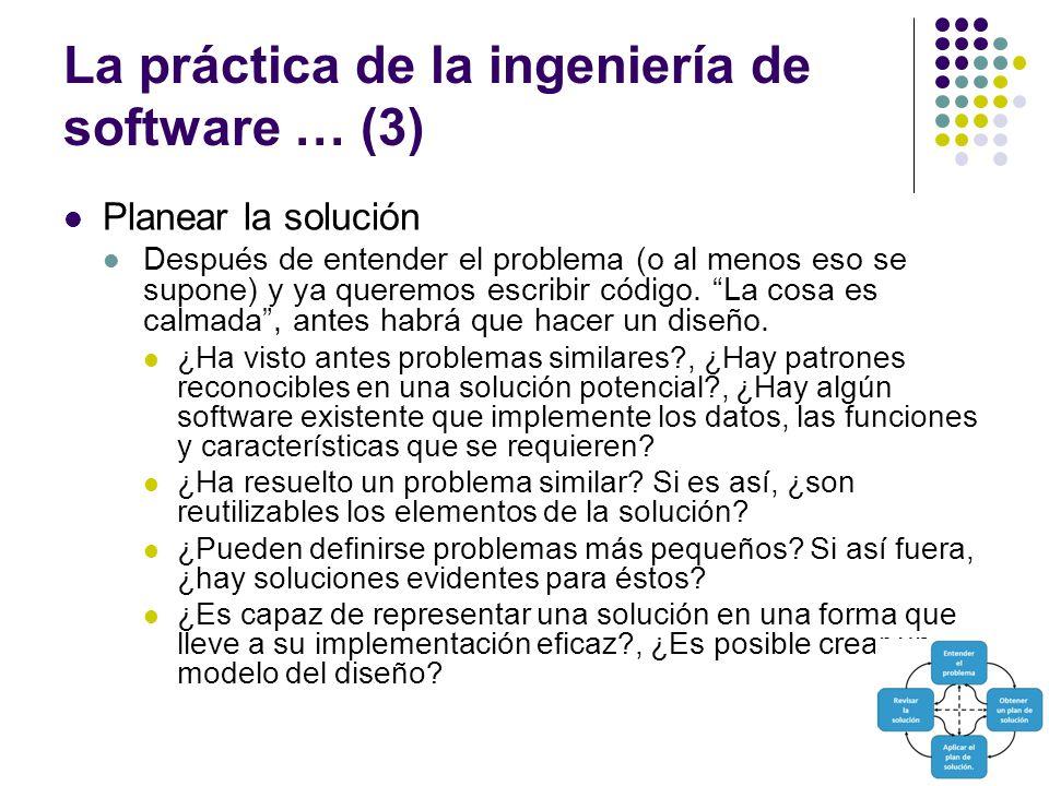 La práctica de la ingeniería de software … (3)