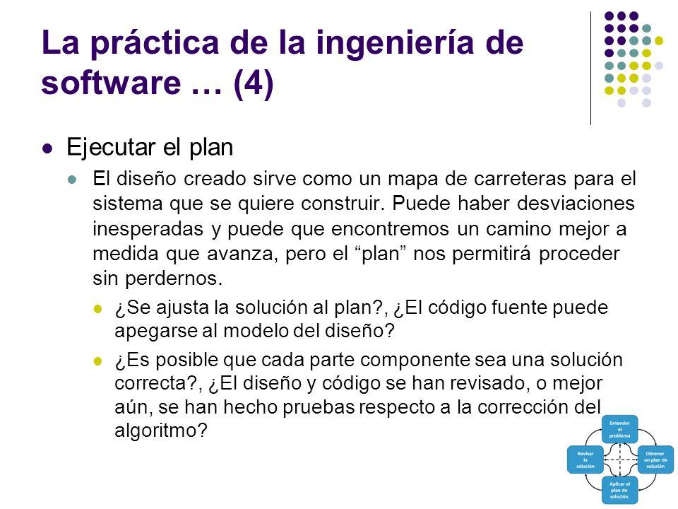 La práctica de la ingeniería de software … (4)