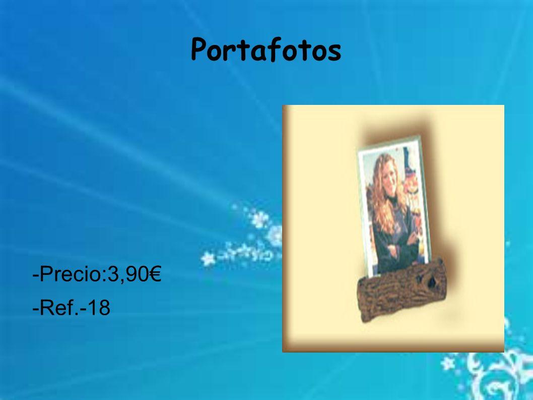 Portafotos -Precio:3,90€ -Ref.-18