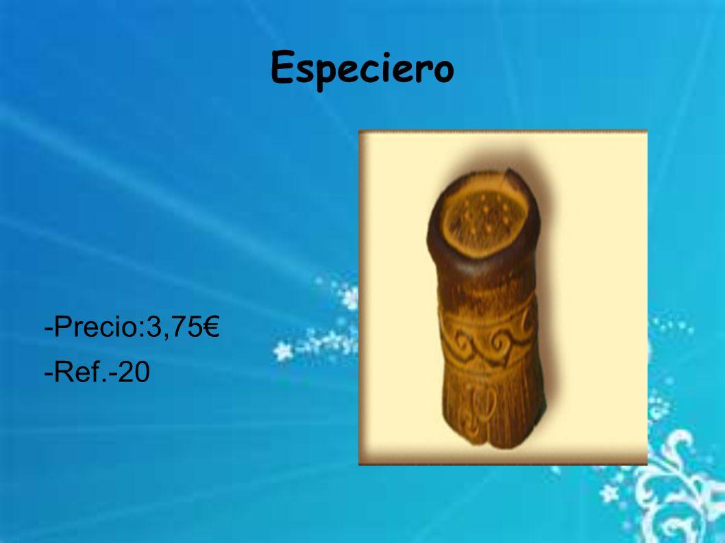 Especiero -Precio:3,75€ -Ref.-20