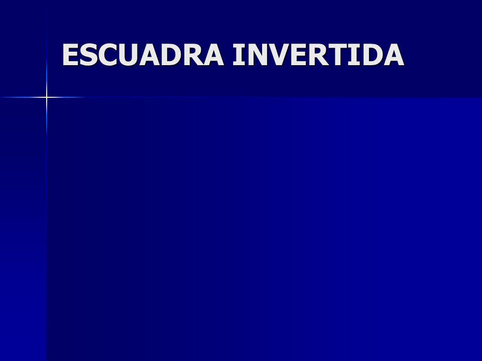 ESCUADRA INVERTIDA