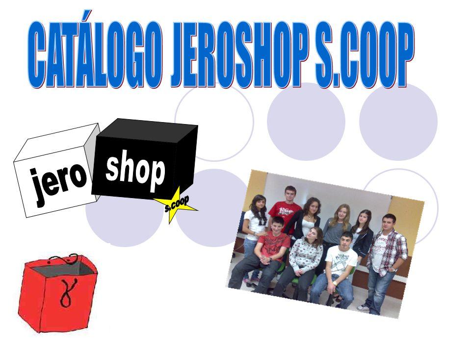 CATÁLOGO JEROSHOP S.COOP