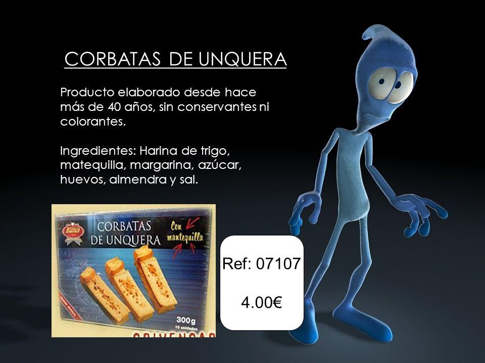 CORBATAS DE UNQUERA Ref: 07107 4.00€