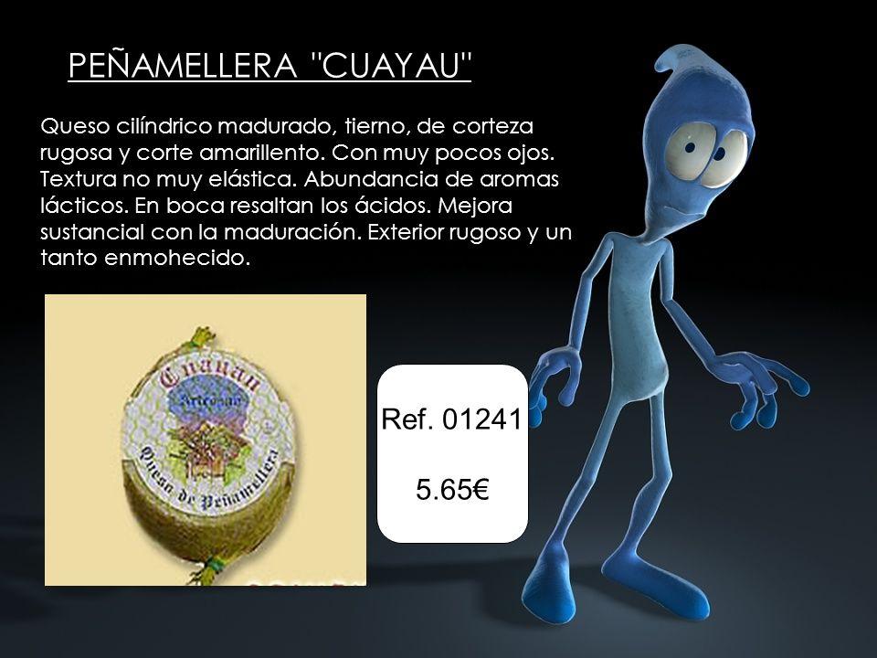 PEÑAMELLERA CUAYAU Ref. 01241 5.65€