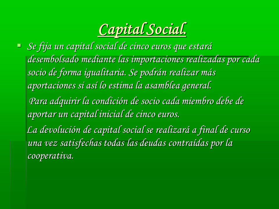 Capital Social.