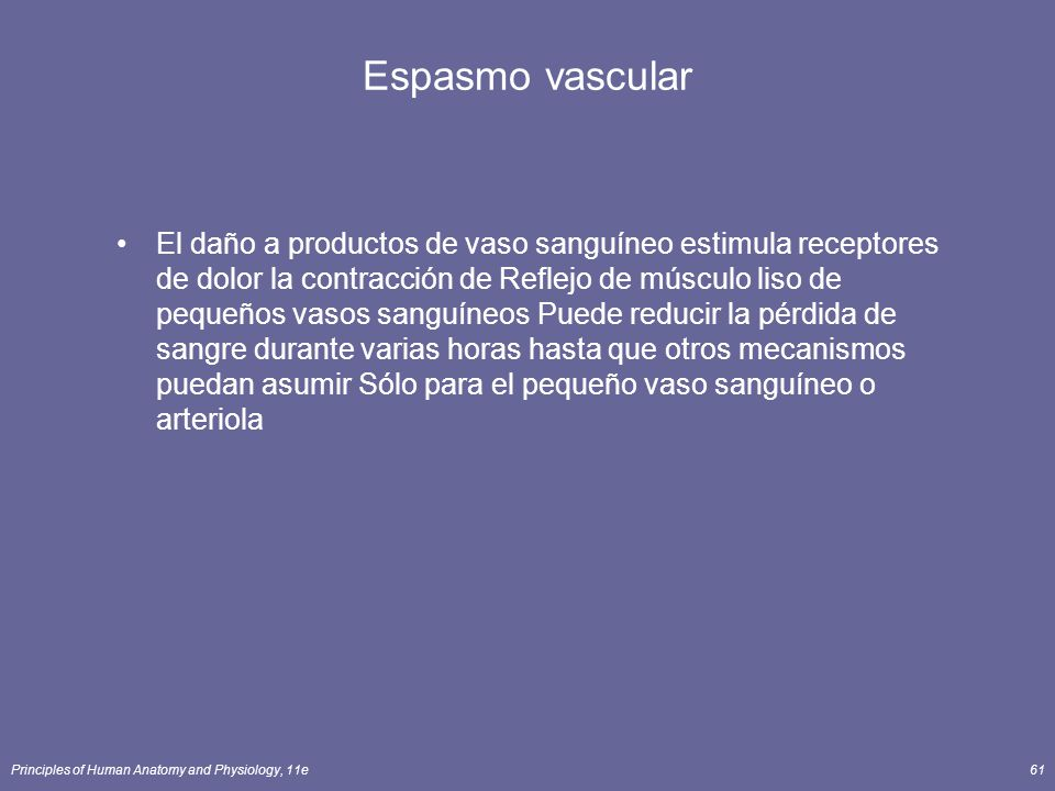 Espasmo vascular