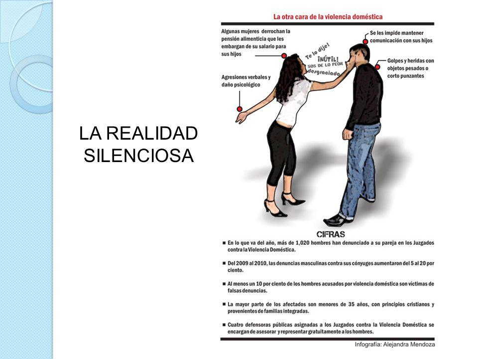 LA REALIDAD SILENCIOSA