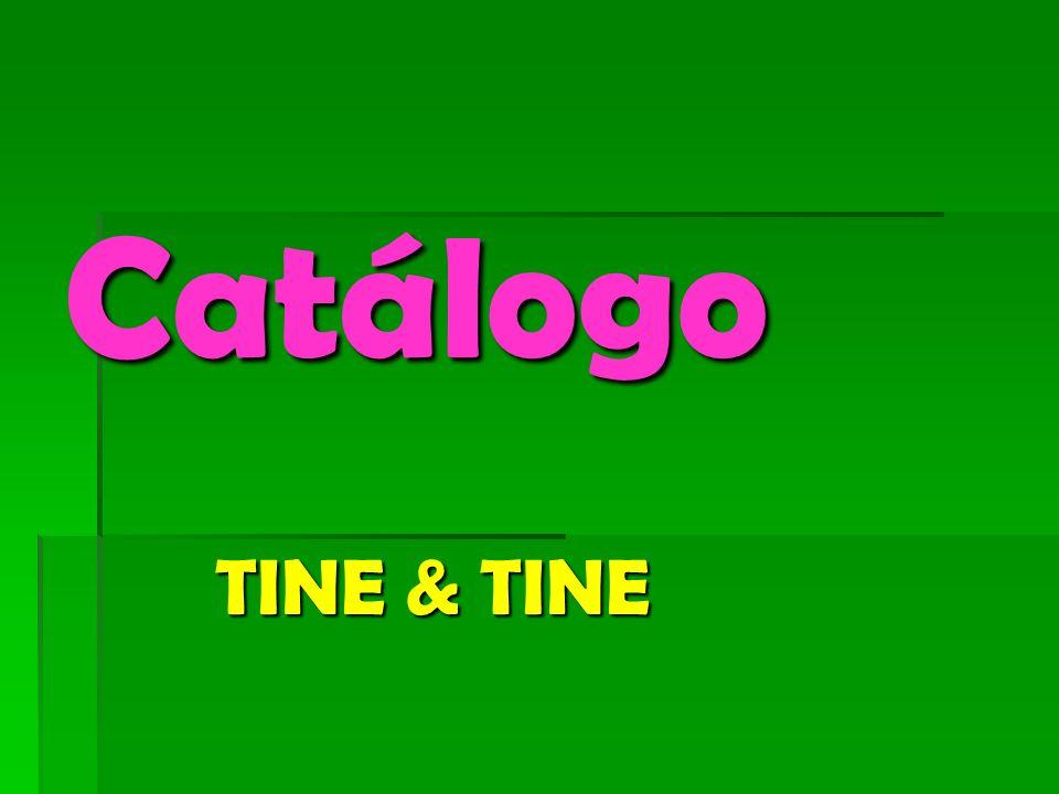 Catálogo TINE & TINE