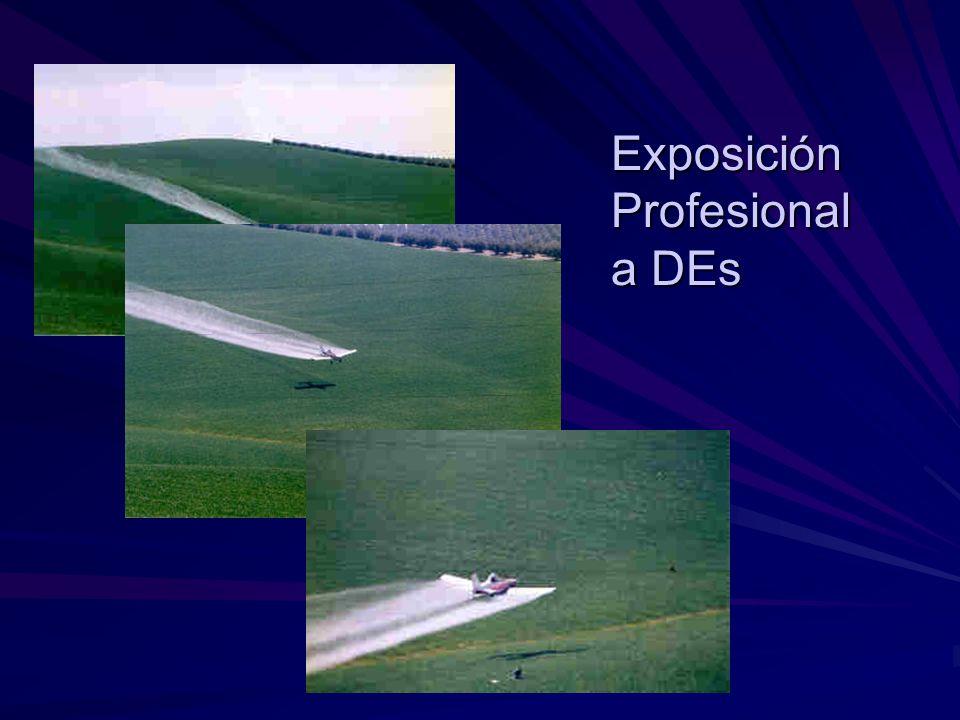 Exposición Profesional a DEs 8