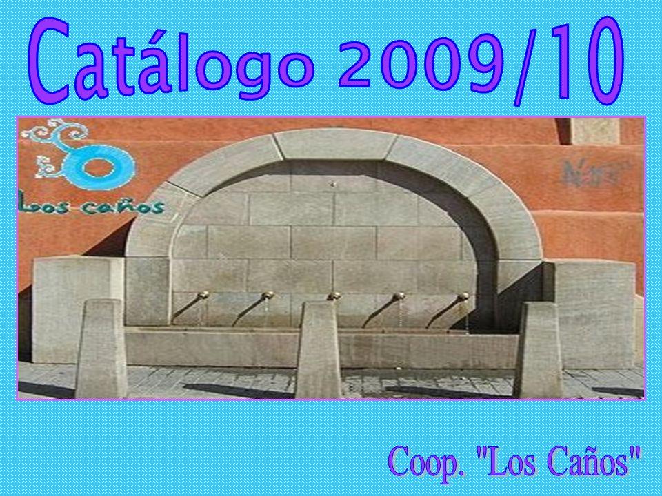 Catálogo 2009/10 Coop. Los Caños