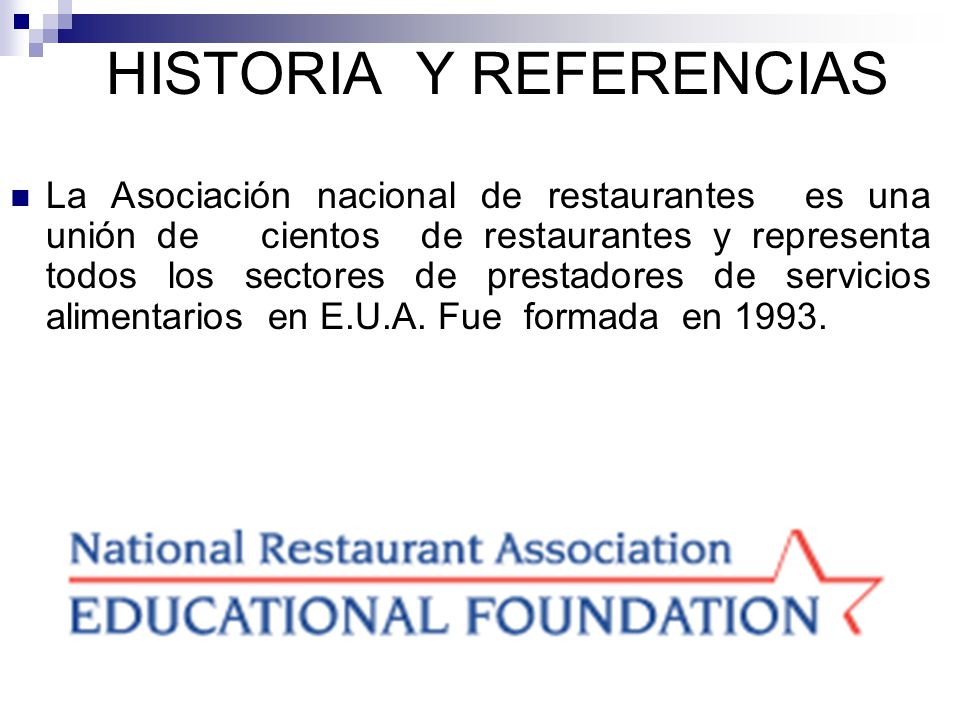HISTORIA Y REFERENCIAS