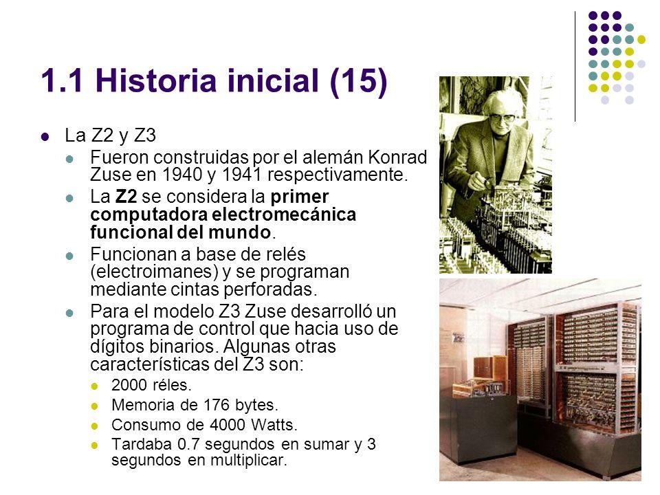 1.1 Historia inicial (15) La Z2 y Z3