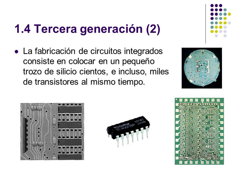 1.4 Tercera generación (2)