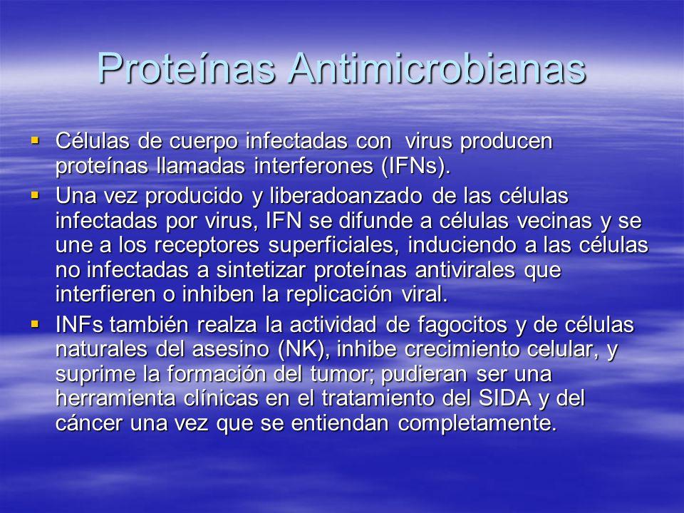 Proteínas Antimicrobianas